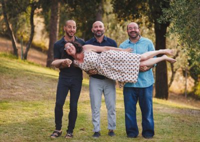 Family Photographer in Florence and Tuscany