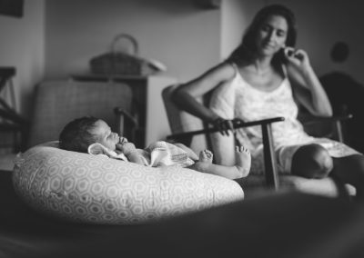 Newborn Photographer in Florence