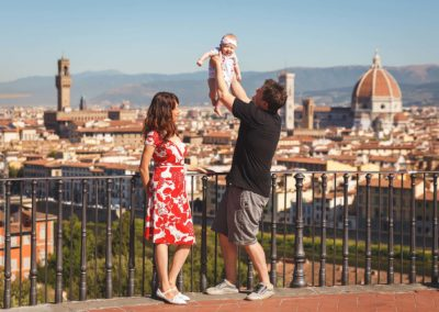 Newborn Photographer in Florence and Tuscany